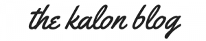 The Kalon Blog - A Life and Style Blog by Katie Gibbons