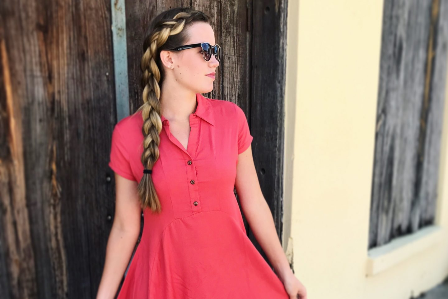 The Perfect Summer Dress // Bailey Blue Clothing