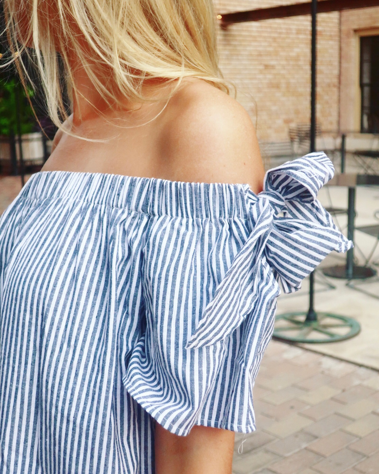 Summer in the Hamptons: Styling Stripes