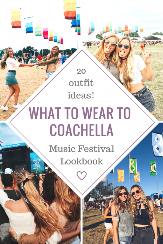 20 outfit ideas for music festival