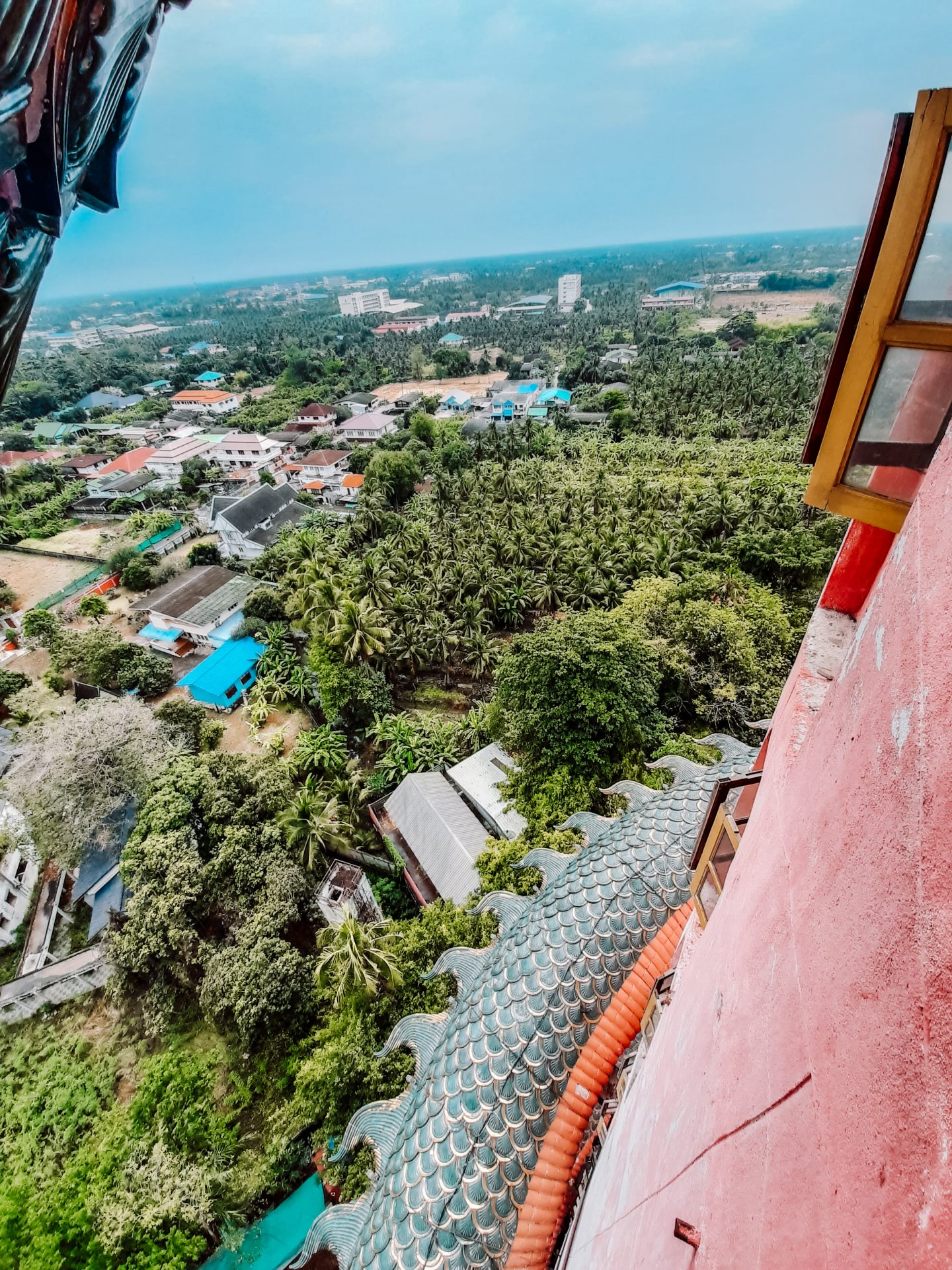 Viewpoint from Wat Samphron